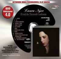 Laura Nyro - Eli And The Thirteenth Confession (1968) - Hybrid Multi-Channel SACD