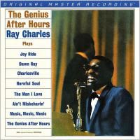 Ray Charles - The Genius After Hours (1961) - Numbered Limited Edition Hybrid SACD