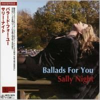Sally Night - Ballad For You (2012) - Paper Mini Vinyl