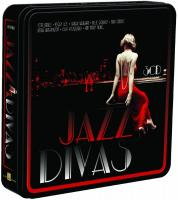 V/A Jazz Divas (2013) - 3 CD Tin Box Set Collector's Edition