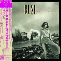 Rush - Permanent Waves (1980) - SHM-CD Paper Mini Vinyl