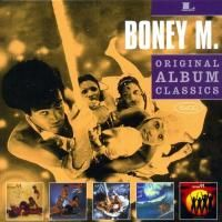 Boney M. - Original Album Classics (2011) - 5 CD Box Set
