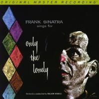 Frank Sinatra - Only The Lonely (1958) - 24 KT Gold Numbered Limited Edition