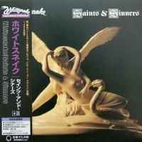 Whitesnake - Saints & Sinners (1982) - Paper Mini Vinyl