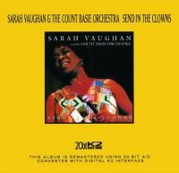 Sarah Vaughan & The Count Basie Orchestra - Send In The Clowns (1981)