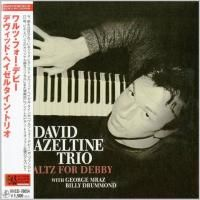 David Hazeltine Trio - Waltz For Debby (1998) - Paper Mini Vinyl