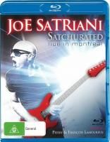Joe Satriani - Satchurated: Live In Montreal (2012) (Blu-ray 3D)