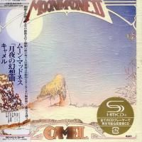 Camel - Moonmadness (1976) - 2 SHM-CD Paper Mini Vinyl