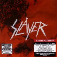 Slayer - World Painted Blood (2009) - CD+DVD Limited Edition