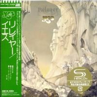 Yes - Relayer (1974) - SHM-CD Paper Mini Vinyl