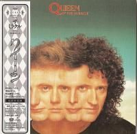 Queen - Miracle (1989) - Paper Mini Vinyl