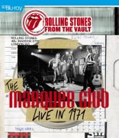 The Rolling Stones - From The Vault: The Marquee Club Live In 1971 (2015) (Blu-ray)
