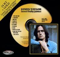 James Taylor - Sweet Baby James (1970) - 24 KT Gold Numbered Limited Edition