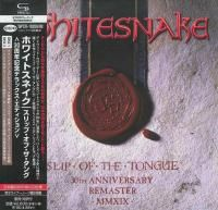 Whitesnake - Slip Of The Tongue (1989) - 2 SHM-CD Deluxe Edition