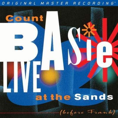 Count Basie - Live At The Sands (Before Frank) (1966) (Vinyl Limited Edition) 2 LP