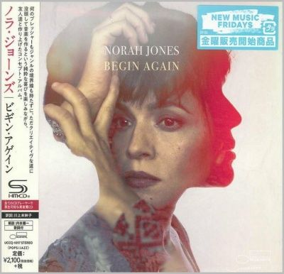 Norah Jones - Begin Again (2019) - SHM-CD