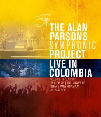 The Alan Parsons Symphonic Project - Live In Colombia (2016) (DVD)