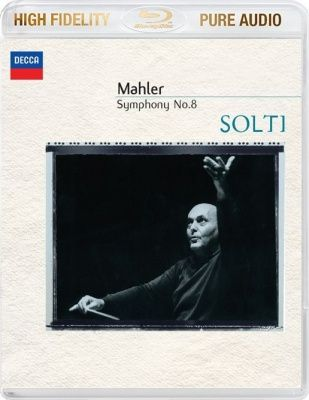 Mahler - Symphony No. 8 (2014) (Blu-ray Audio)