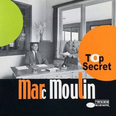 Marc Moulin - Top Secret (2001)