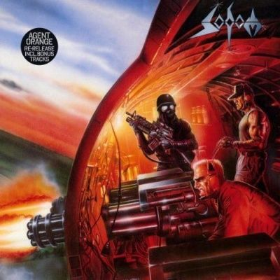 Sodom - Agent Orange (1989) - 2 CD Expanded Edition