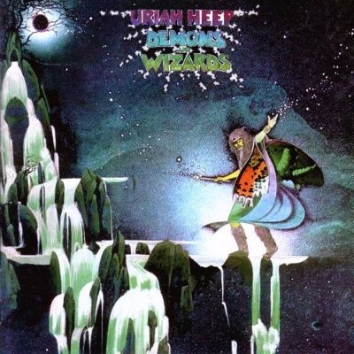 Uriah Heep - Demons And Wizards (1972) - Deluxe Edition