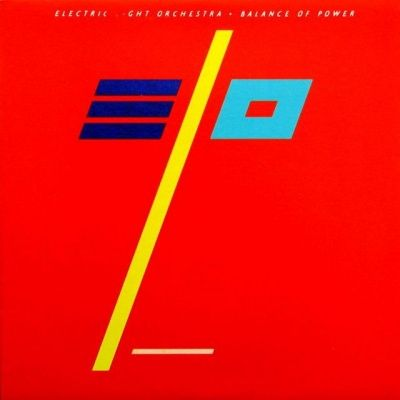 Electric Light Orchestra - Balance Of Power (1986)