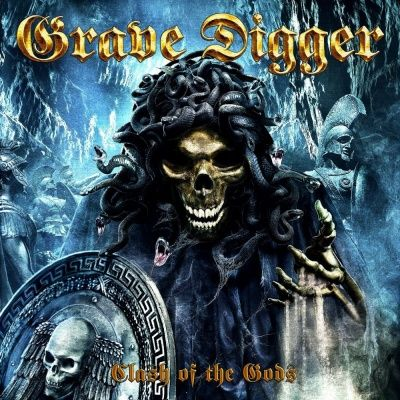 Grave Digger - Clash Of The Gods (2012)