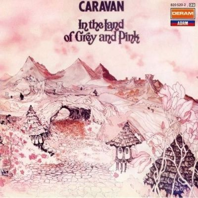 Caravan - In The Land Of Grey & Pink (1971) - Original recording remastered