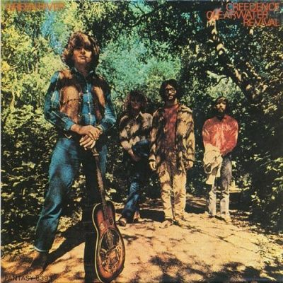 Creedence Clearwater Revival - Green River (1969) - Original recording remastered