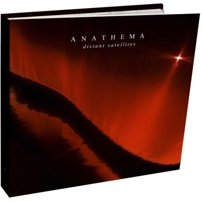 Anathema - Distant Satellites (2014) - CD+DVD Limited Edition
