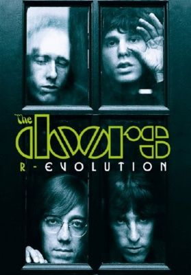 The Doors - R-Evolution (2017) - Blu-ray Disc Deluxe Edition