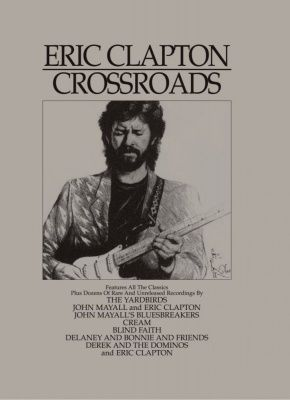 Eric Clapton - Crossroads (1988) - 4 CD Box Set