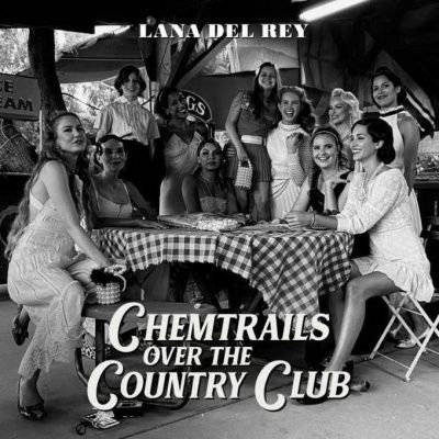Lana Del Rey - Chemtrails Over The Country Club (2021)
