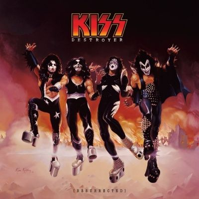 Kiss - Destroyer- Resurrected (2012)