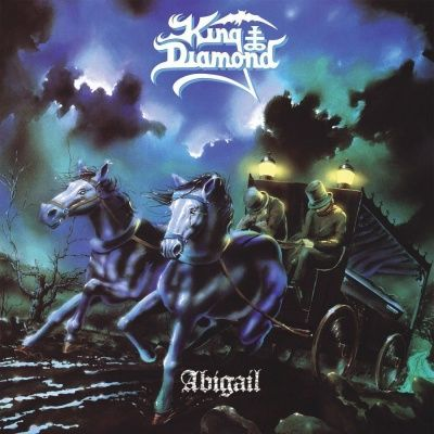 King Diamond - Abigail (1987) - CD+DVD Deluxe Edition