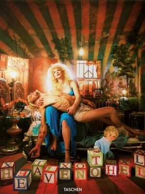 David LaChapelle: Heaven To Hell (Твердый переплет)