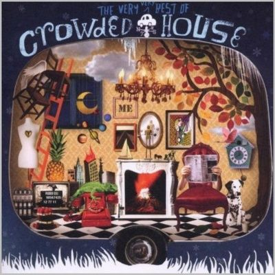 Crowded House - The Very Very Best Of Crowded House (2010) - CD+DVD Limited Edition