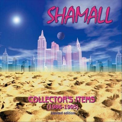Shamall - Collectors Items (1986-1993) (1993) - 2 CD Limited Edition