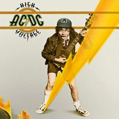 AC/DC - High Voltage (1976) - Deluxe Edition