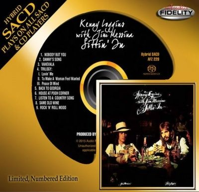Loggins And Messina - Sittin' In (1971) - Hybrid SACD