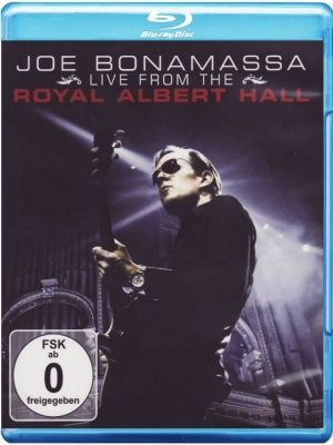 Joe Bonamassa - Live From The Royal Albert Hall (2009) (Blu-ray)