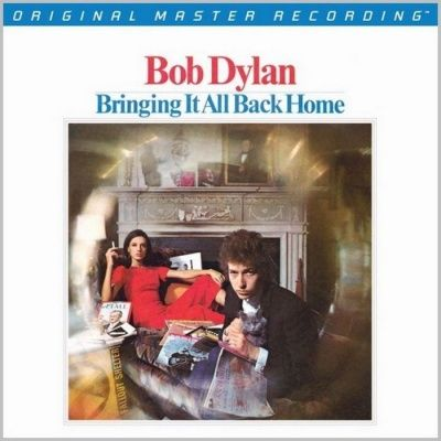 Bob Dylan - Bringing It All Back Home (1965) - Numbered Limited Edition Hybrid SACD