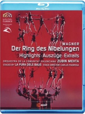 Der Ring Des Nibelungen - Highlights from Wagner Ring Cycle (2010) (Blu-ray)