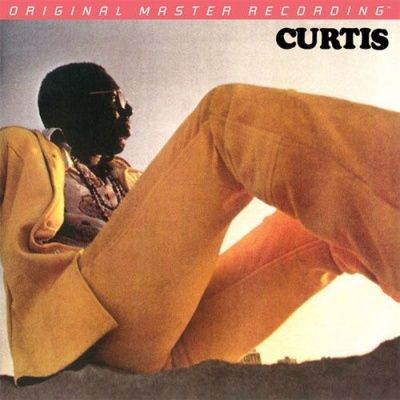 Curtis Mayfield - Curtis (1970) - 24 KT Gold Numbered Limited Edition