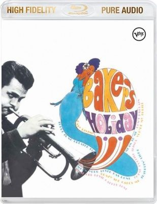 Chet Baker - Baker's Holiday (1965) (Blu-ray Audio)