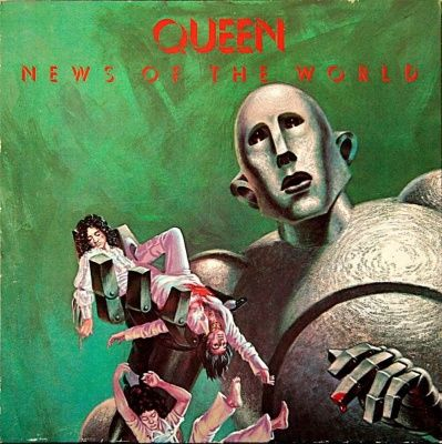Queen - News Of The World (1977) - Original recording remastered