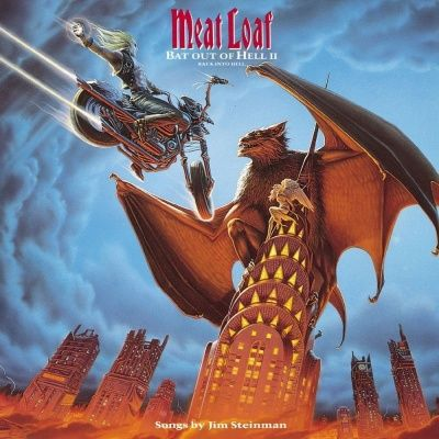 Meat Loaf - Bat Out Of Hell II: Back Into Hell (1993)