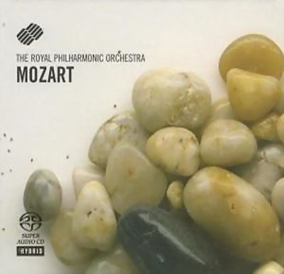 The Royal Philharmonic Orchestra - Mozart: Violin Concerto & Concerto For Oboe (1995) - Hybrid SACD