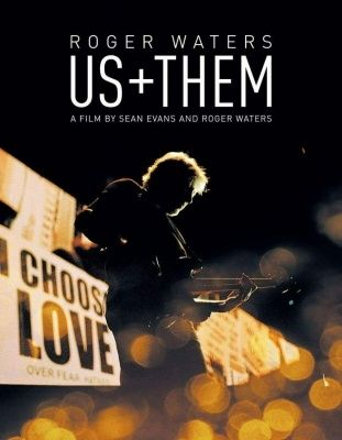 Roger Waters - Us + Them (2020) (DVD)