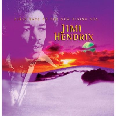Jimi Hendrix - First Rays Of The New Rising Sun (1970) - CD+DVD Deluxe Edition